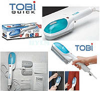 Ручной отпариватель TOBI (Steam Brush) | отпариватель Тоби для одежды | паровой утюг | пароочиститель ручной отпариватель