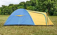 Палатка туристическая Abarqs Vigo 3, 3000 мм, тамбур