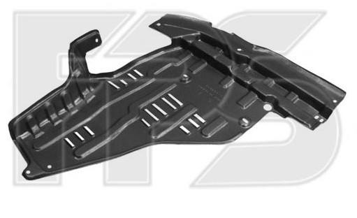 Защита двигателя пластиковая Suzuki SX4 (06-14) левая (FPS)