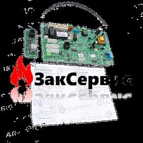 Плата управления на газовый котел Chaffoteaux TALIA GREEN SYSTEM HP 65107391