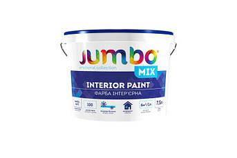 Фарба інтер'єрна Jumbo MIX (100циклов), Smile