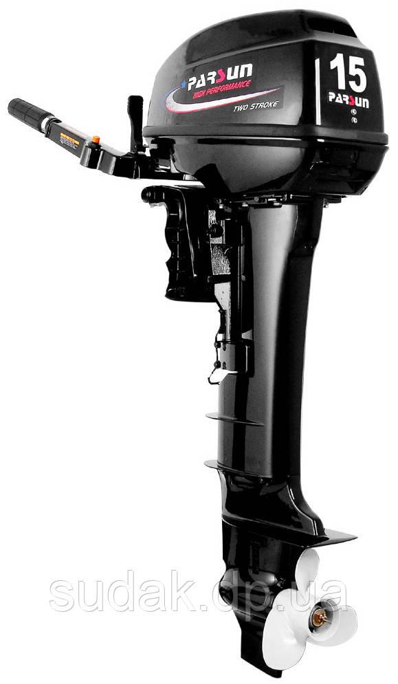 Мотор Parsun T15 л.с. 2-х тактный