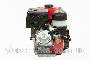 Бензиновый двигатель Weima WM177F-T (вал 25 мм, шлицы, для WM1100 , 9 л.с.), фото 2