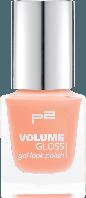 Гель-лак для ногтей p2 cosmetics volume gloss gel 730, 12 ml.