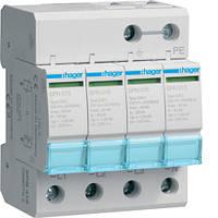 Розрядник Hager SPN415, 4п, 40kA