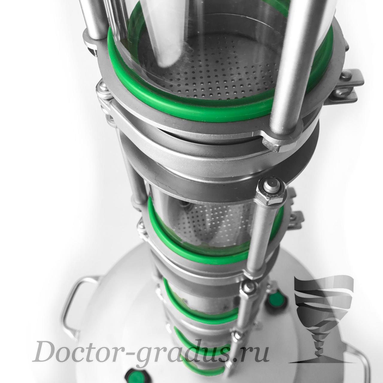 """Дистиллятор  Доктор Градус """"Стиллмен-Классик"""" с кубом 50 литров, фото 1"""