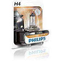Галогенная лампа Philips Vision H4 12V 12342PRB1 (1шт.)
