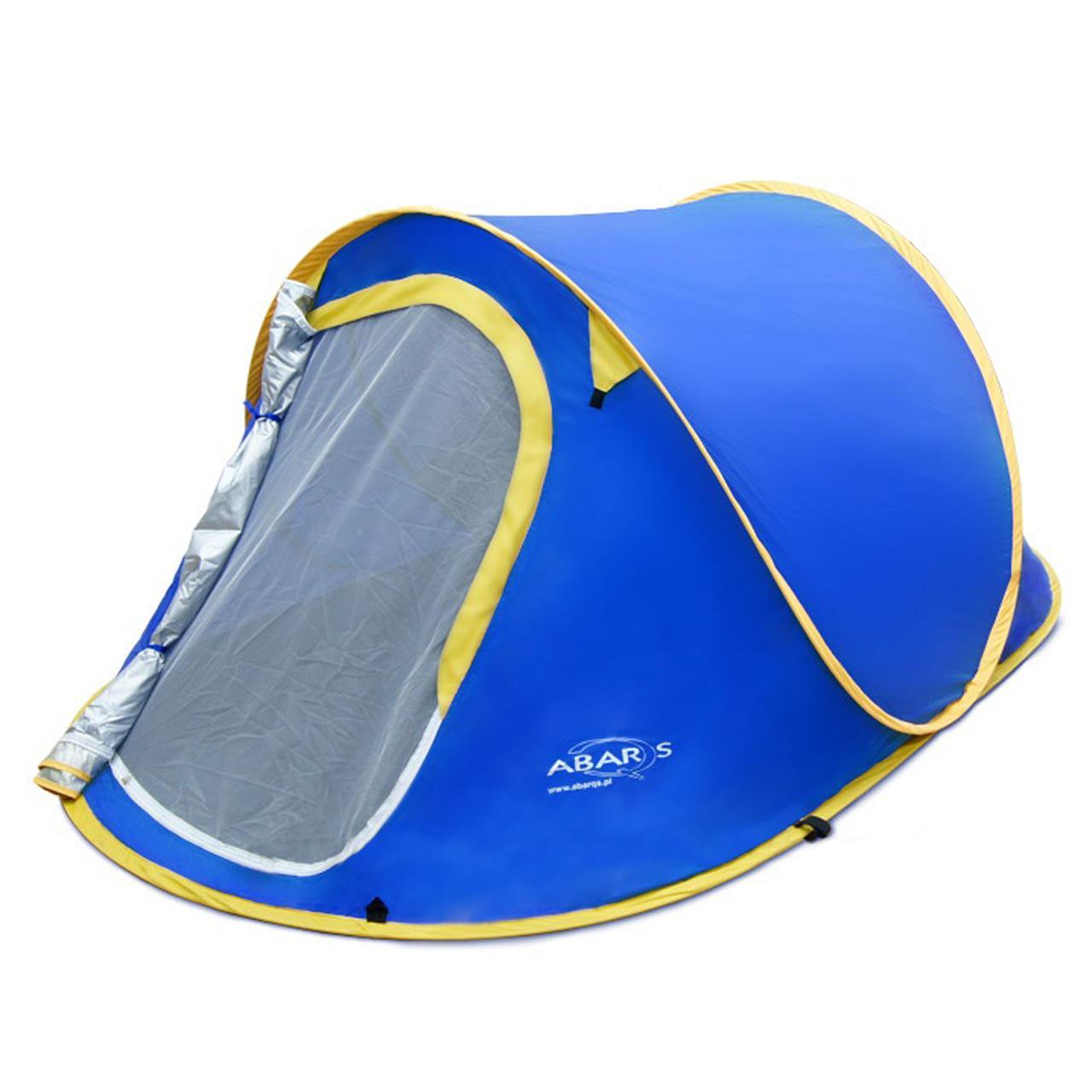 Палатка самораскладная Abarqs Quick 2, 3000 мм