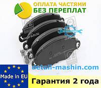 """Колодки тормозные дисковые передние на Форд Транзит 00-06 - """"RIDER""""  FORD TRANSIT"""