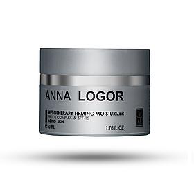 Омолоджуючий денний крем Анна Логор - Anna Logor Mezotherapy Firming Moisturizer 50мл Код 503