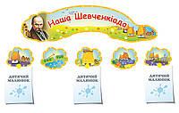 Стенди для малюнків на тему Т.Шевченко