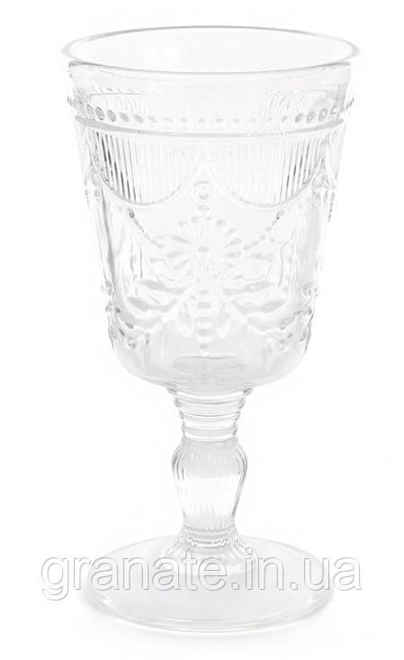 Набор бокалов для вина 280 мл, цвет- прозрачный 6 шт.