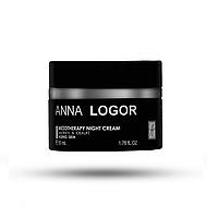 Омолоджуючий нічний крем Анна Логор / Anna Logor Mezotherapy Night Crem 50ml Код 504, фото 1