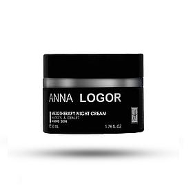 Крем ночной омолаживающий ANNA LOGOR Mezotherapy Night Crem 50 ml Art.504