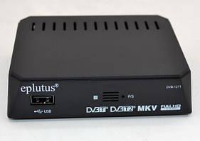 Цифровой эфирный Т2 тюнер Eplutus DVB-127T (Eplutus_DVB-127T)