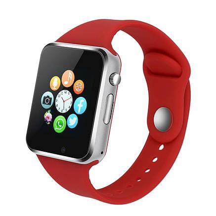 Смарт-часы SmartWatch UWatch A1 Red (3), фото 2