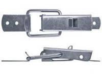 Защелка оцинкованная 4/80F (170 х 48 мм)