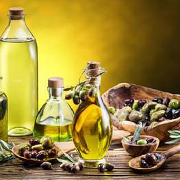 Оливки и оливковое масло из Европы