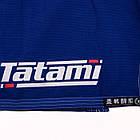 Кимоно для Бразильского Джиу Джитсу TATAMI Estilo 6.0 Premier Синее с Белым, фото 8
