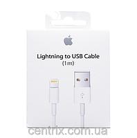 USB кабель для iPhone 5/6/6S/7/8 Lightning (в упаковке) оригинал