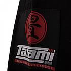 Кимоно для Бразильского Джиу Джитсу TATAMI Nova MK-4 Черное + Белый пояс в комплекте, фото 7