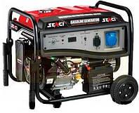 Бензиновый генератор SENCI SC3250-M (2.5-2.8 кВт), р.с.