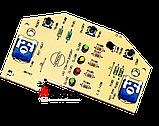 Плата индикации и управления на газовый котел Ariston UNO 24 MFFI/MI 65100750, фото 3