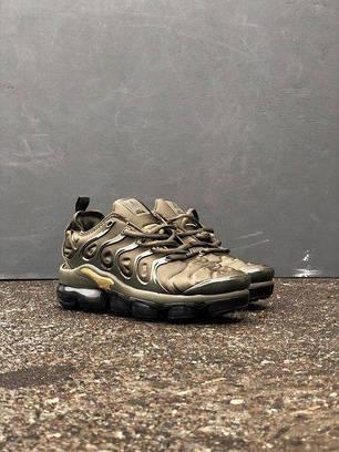 Мужские кроссовки в стиле Nike VaporMax TN Khaki (41, 42, 43, 44, 45 размеры), фото 2