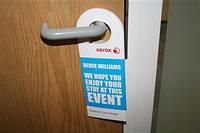 Бумага (табличка на ручку двери) Xerox Digi Board Door Hanger