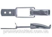Защелка оцинкованная 50 (125 х 30 мм)