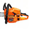 Бензопила Eurotec GA 107C, 2.4 кВт, 45 см, бензиновая цепная пила, мотопила для дома, бензо пила, фото 4