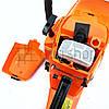 Бензопила Eurotec GA 107C, 2.4 кВт, 45 см, бензиновая цепная пила, мотопила для дома, бензо пила, фото 8