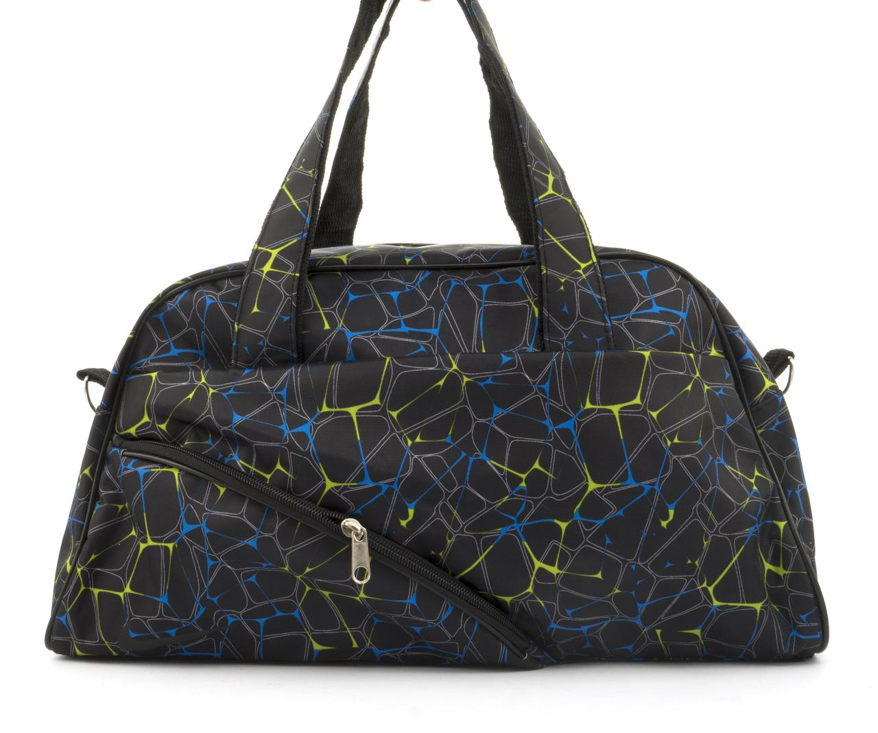 Спортивная женская средняя тканевая сумка art, 128-2 Украина (102812) разноцветная