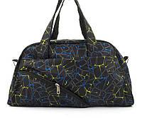 Спортивная женская средняя тканевая сумка art, 128-2 Украина (102812) разноцветная, фото 1