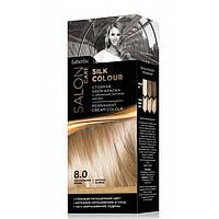 8268 Fabelic. Стойкая крем-краска для волос «Шелковое окрашивание», тон «5.01. Мокко», Фаберлик 8268
