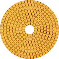 Круг алмазный полировальный (черепашка) Baumesser Standard 100x3x15 №60