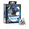Галогенная лампа Philips H4 ColorVision Blue 12V 12342CVPBS2 (2шт.)