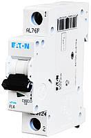 Автоматичний вимикач Eaton PL4-C 40 / 1