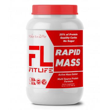 Гейнер FitLife Rapid Mass 1800 g