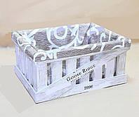 Ящик 4 прямоугольный Большой + чехол., фото 1