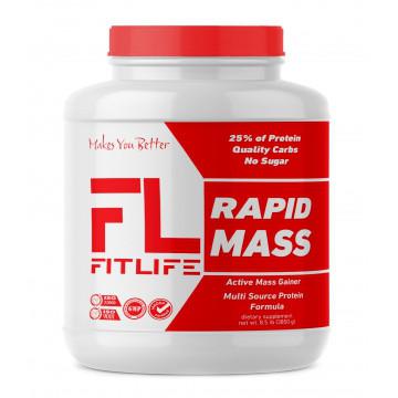 Гейнер FitLife Rapid Mass 3850 g