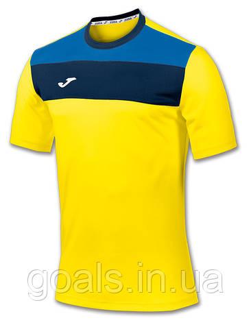 Детская футбольная футболка Joma CREW