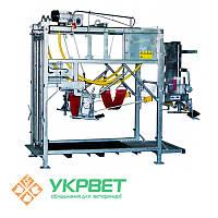Станок для обработки копыт KVK Hydra Klov 650-SP0, фото 1