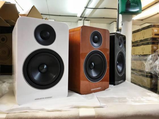 Acoustic Energy AE 100 полочныеакустическиесистемы