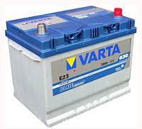 Аккумулятор Varta BLUE dynamic 70 А/ч (570412063 Е23) азиат, фото 1