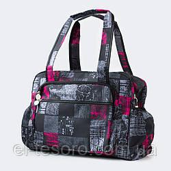Универсальная сумка для коляски с водоотталкивающей ткани