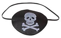 Повязка пирата карнавальная