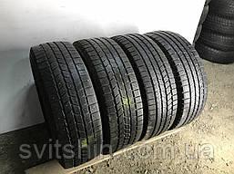 Шины бу зима 215/65R16 Pirelli Scorpion IceSnow 4шт 4,5-5,5мм