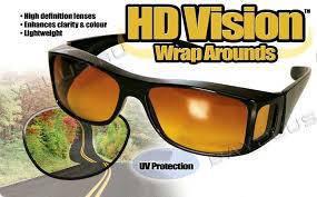 Очки антибликовые HD Vision