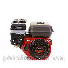 Бензиновый двигатель Bulat BW170F-S/20 (шпонка, вал 20 мм, 7.5 л.с) (Weima 170), фото 2